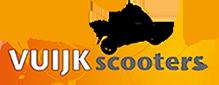 Vuijk Scooters Logo